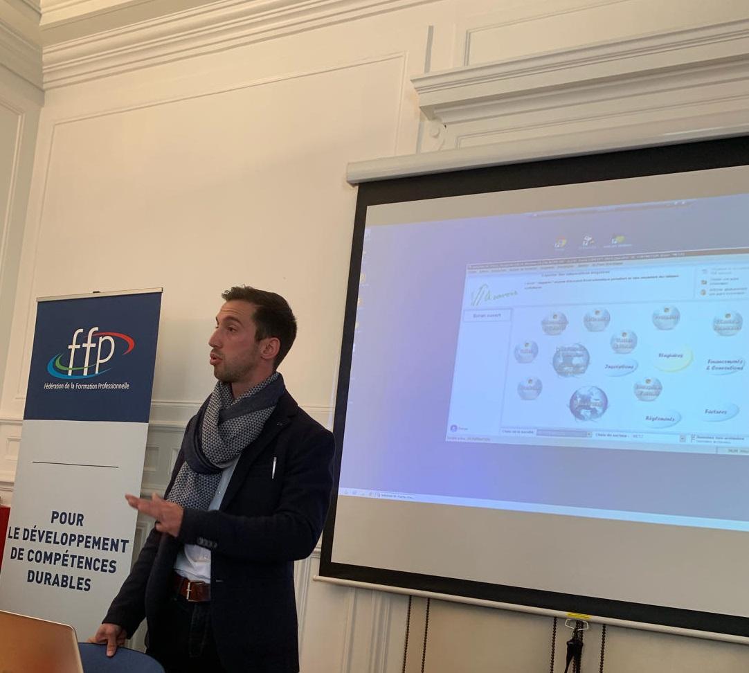 FFP - fédération de formation professionnelle